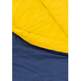 Haglöfs Tarius +6 Sleeping Bag 175 cm Hurricane Blue